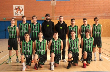 Equip Junior 1er any